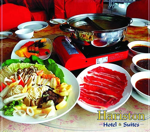 Steamboat Set for Single & Couple from Hariston Hotel & Suites
