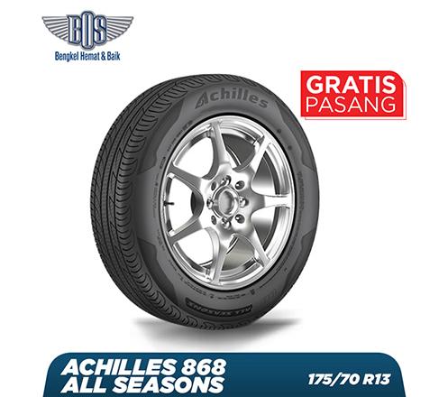 Ban Mobil Achilles 868 All Seasons - GRATIS PASANG dan BALANCING