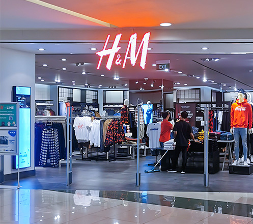 Voucher Value dari H&M