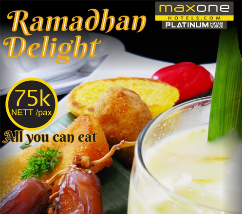 Maxone Ramadan Delight