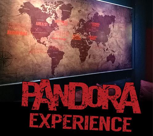 Pandora Experience Kelapa Gading