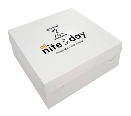 Catering Box dari All Nite & Day Residence