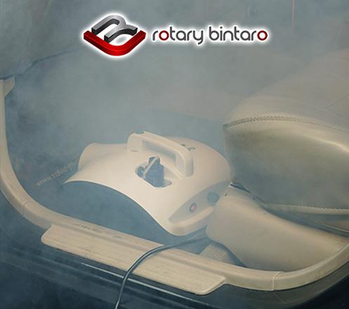 Membership Promo Fogging + Ozon dari Rotary Bintaro (Semua Cabang)