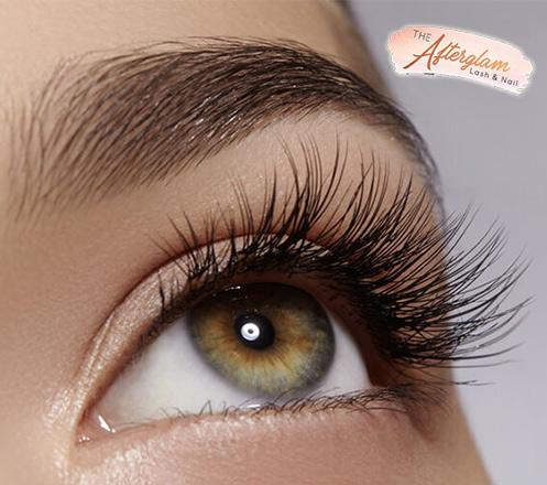 Premium Eyelash Extension dari Afterglam Lash & Nail