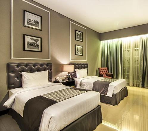 2D1N | 3D2N in Superior Room + Breakfast at Mirah Hotel Bogor 0