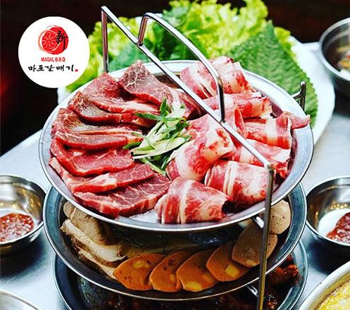 Magal Korean BBQ