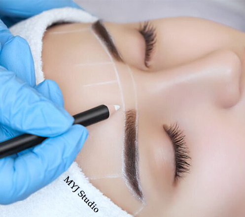 Paket Korean Single & Double lash, Manicure, Sulam Alis Microblading
