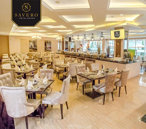 Lunch and Dinner Buffet at Lotus Garden Restaurant