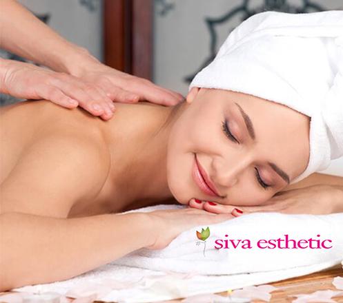 Body Whitening Treatment at Siva Esthetic