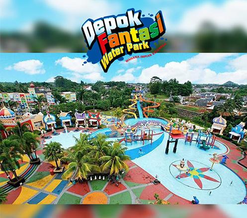 Tiket Masuk Depok Fantasi Waterpark