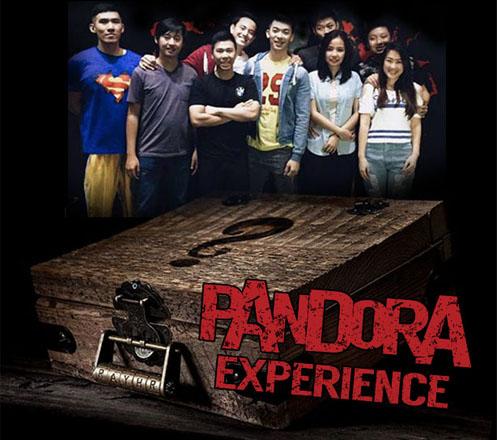 Pandora Experience Alam Sutera
