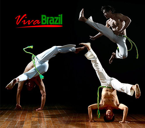 VIVA BRAZIL Capoeira Indonesia (Brazilian Martial Art Classes)
