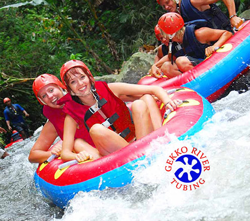 Gekko River Tubing + Lunch Alacarte (Without Transfer)