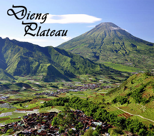 3D2N Dieng with Transfer & Tour Guide