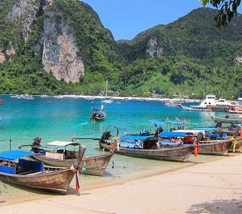 4D3N Explore Phuket - Phi Phi Island
