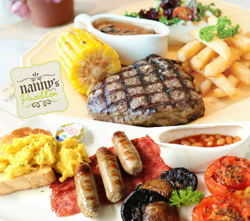 Voucher Value dari Nannys Pavillon