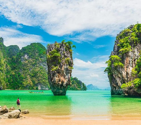 5D4N Krabi - Phuket - PhiPhi Islands 02