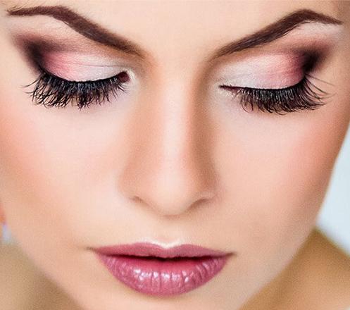 Paket Sulam Alis, Make Up, dan Lash Extension at Ri Beauty
