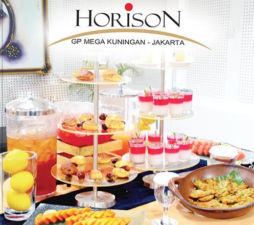 Bukber Ramadan at Teratai Restaurant, Horison GP Mega Kuningan1