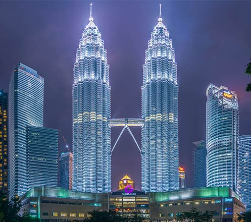 New Years Tour Malaysia - Malacca - Genting 4D3N