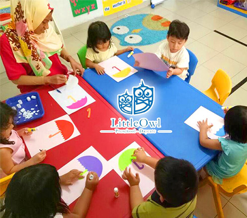 Daycare & School Enrollment from Little Owl Daycare