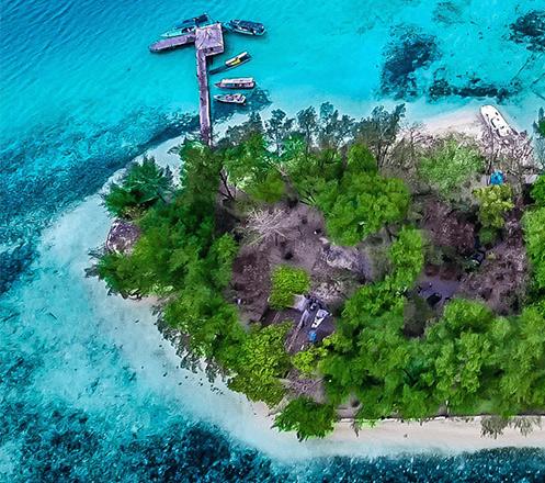 Explore Pulau Tidung 2D1N