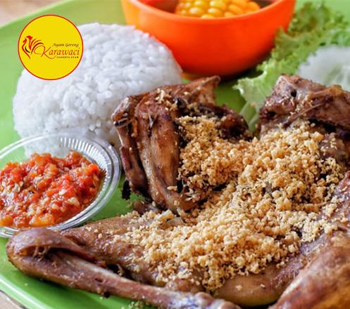 Ayam Goreng Karawaci Kalibata