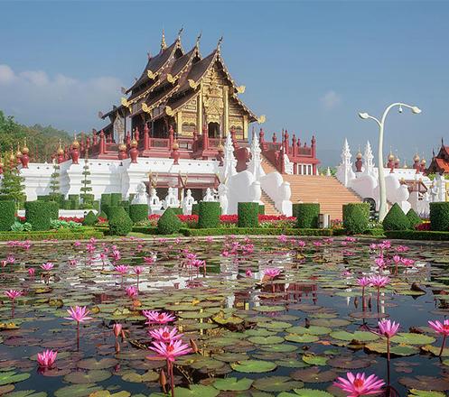 4D3N Chiang Mai - Chiang Rai