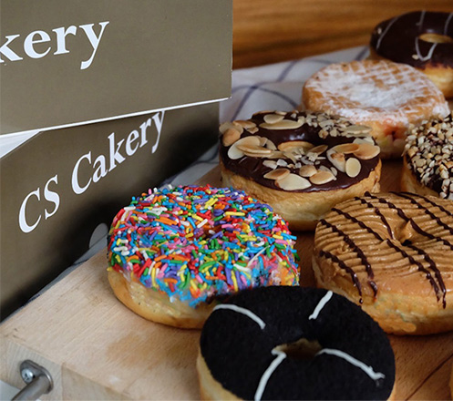 Country Style Donut & Cakery