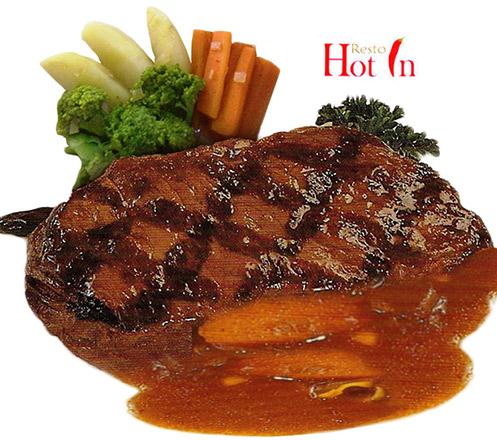 Hot In Resto (Steak Package) 02