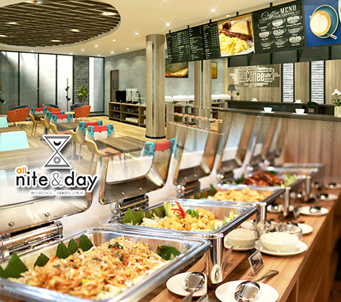 Paket Buffet 10 Pax dari All Nite & Day Residence 02