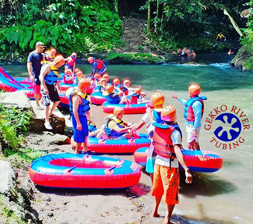 Gekko River Tubing Only (Without Transfer & Lunch)