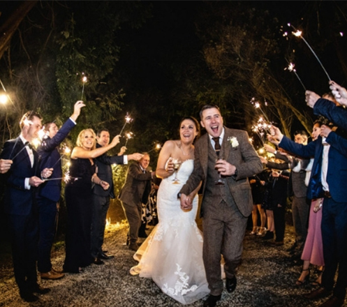 Wedding Day (Foto + Video) Package from Chocolate Photography