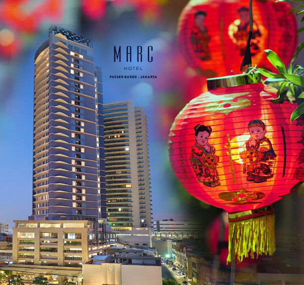 AYCE Chinese New Year Dinner at Marc Hotel Passer