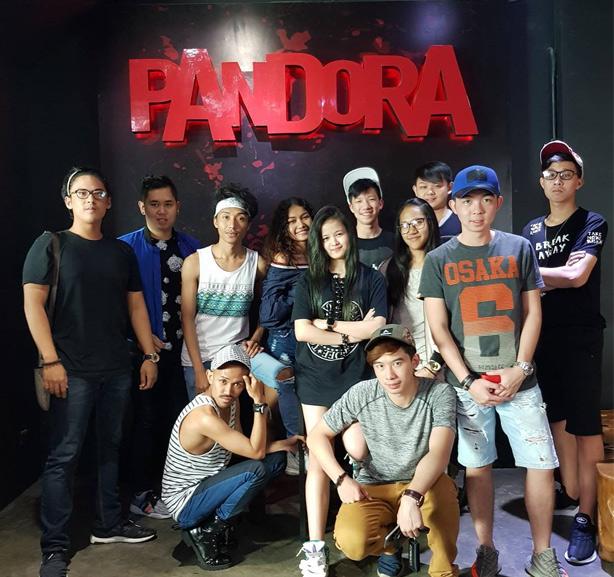 Pandora Experience di Mall Ciputra Jakarta