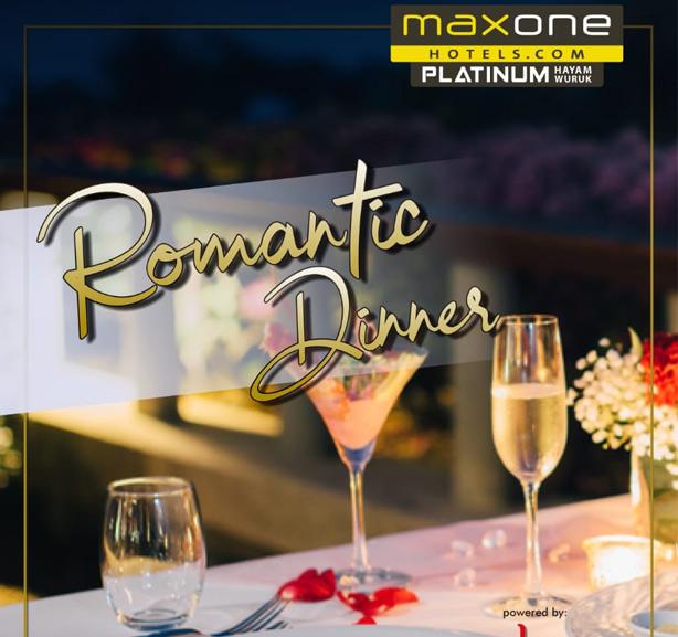 Romantic Dinner at Skymax Rooftop - Maxone Platinum