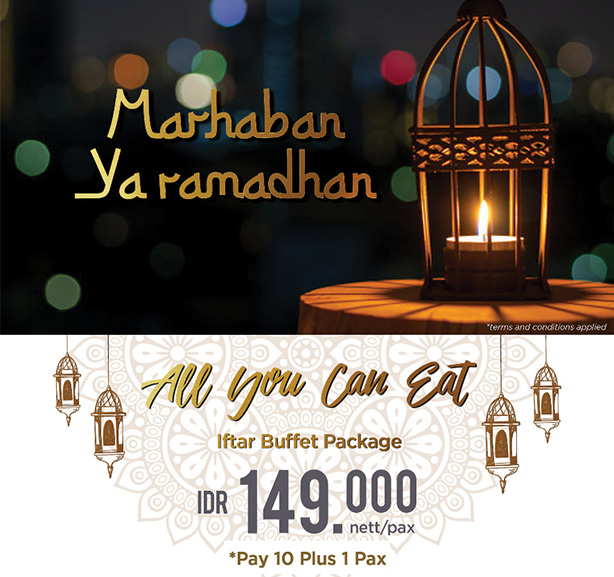 All You Can Eat Iftar Buffet Package at Best Western