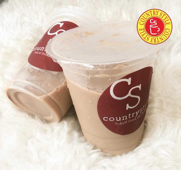 Country Style Iced Coffee and Other Cold Drinks