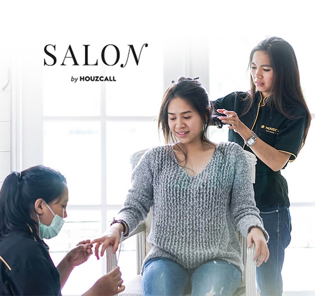 Voucher Value dari Salon by Houzcall