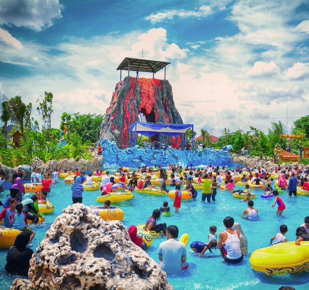 Tiket Masuk Wonderland Adventure Waterpark