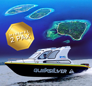 Private Speed Boat Lombok-Gili...