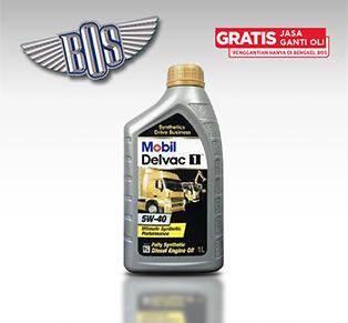 Mobil Delvac 1 (5W-40)...