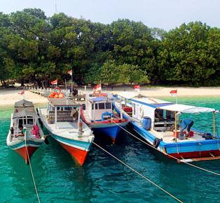 Explore Pulau Peucang...
