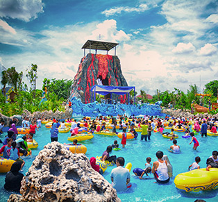 Wonderland Adventure Waterpark...