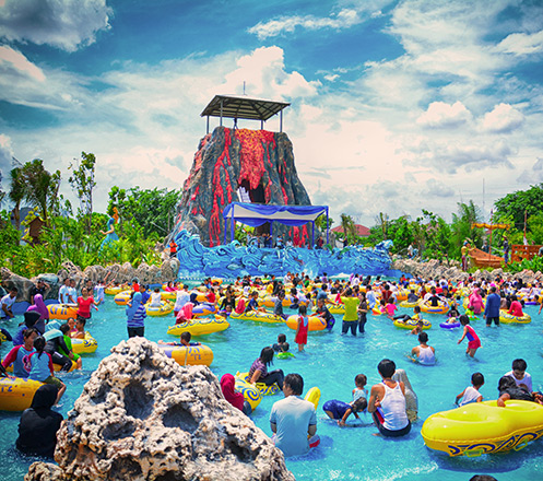 Tiket Masuk Wonderland Adventure Waterpark